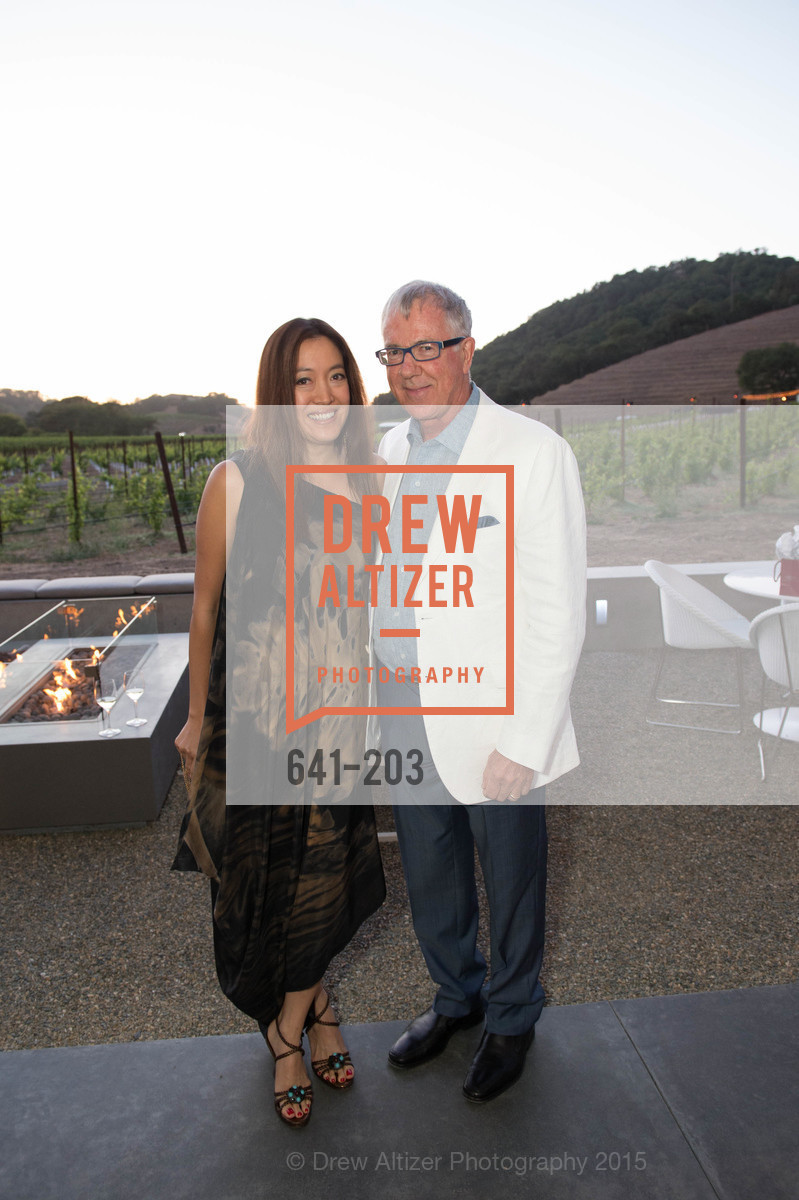 Aey Evans, Roger Evans, Festival del Sole Patron Dinner at Odette Estate, Odette Estate. 5998 Silverado Trail, July 26th, 2015,Drew Altizer, Drew Altizer Photography, full-service agency, private events, San Francisco photographer, photographer california