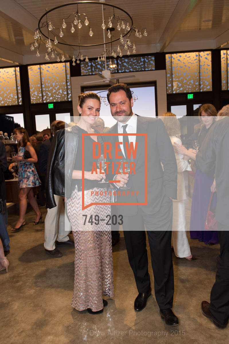 Marika Gvilava, Ildar Abdrazakov, Festival del Sole Patron Dinner at Odette Estate, Odette Estate. 5998 Silverado Trail, July 26th, 2015,Drew Altizer, Drew Altizer Photography, full-service agency, private events, San Francisco photographer, photographer california