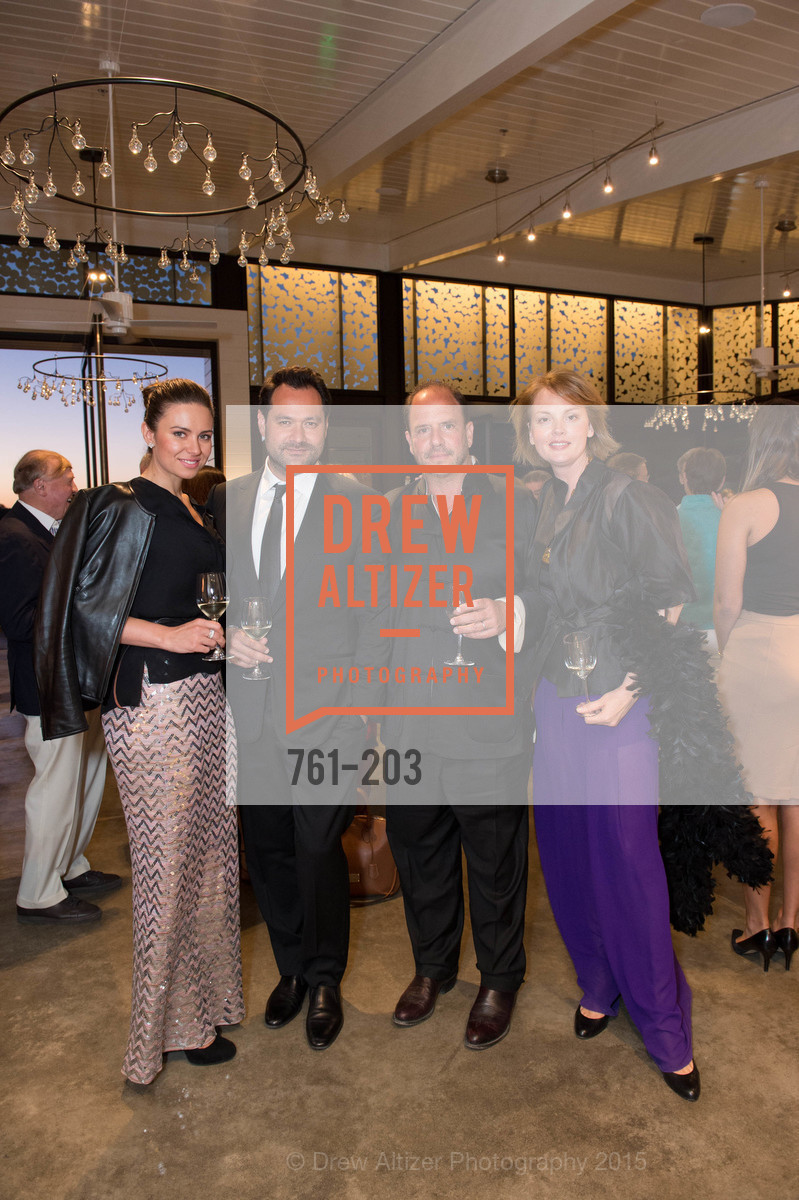 Marika Gvilava, Ildar Abdrazakov, Barrett Wissman, Nina Kotova, Festival del Sole Patron Dinner at Odette Estate, Odette Estate. 5998 Silverado Trail, July 26th, 2015,Drew Altizer, Drew Altizer Photography, full-service agency, private events, San Francisco photographer, photographer california