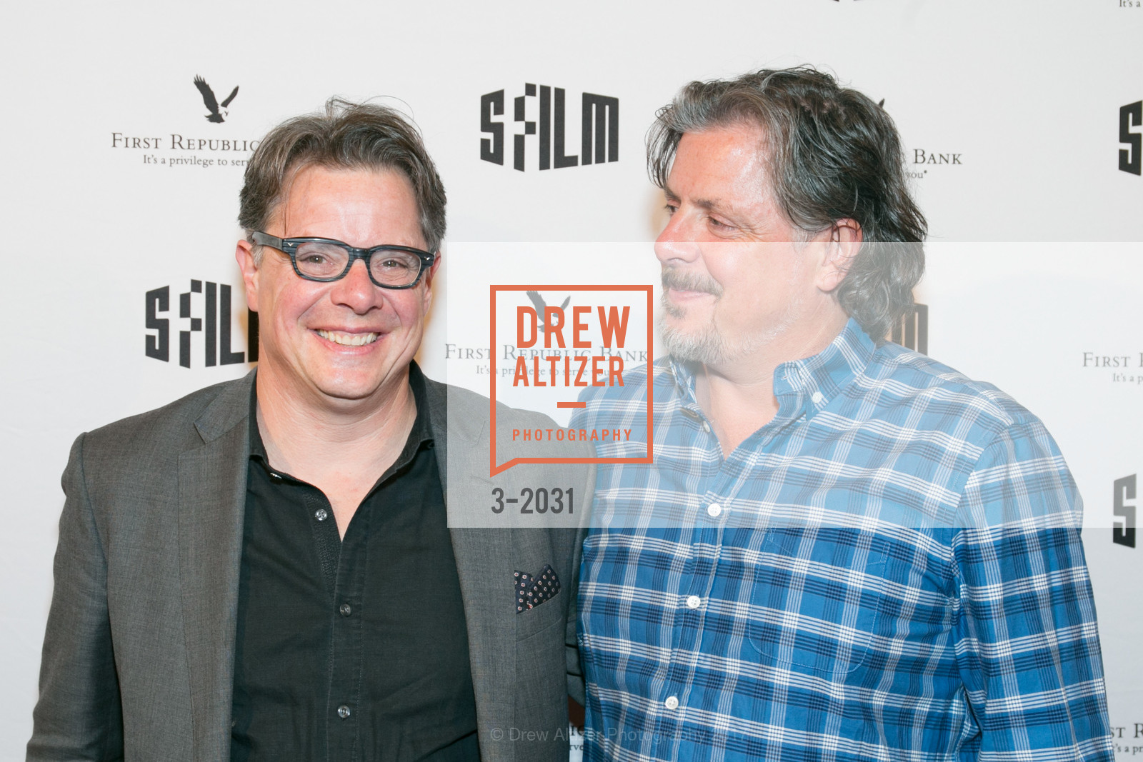 Andrew Smith, Alex Smith, SFFILM Premiere Arrivals: Walking Out, Alamo Drafthouse New Mission. 2550 Mission Street, April 18th, 2017