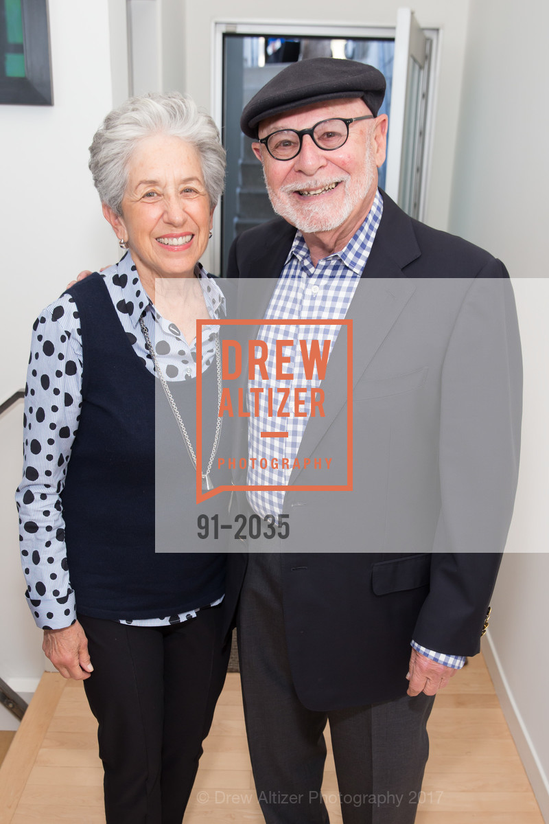 Joyce Linker, Jerry Weisbach, Photo #91-2035