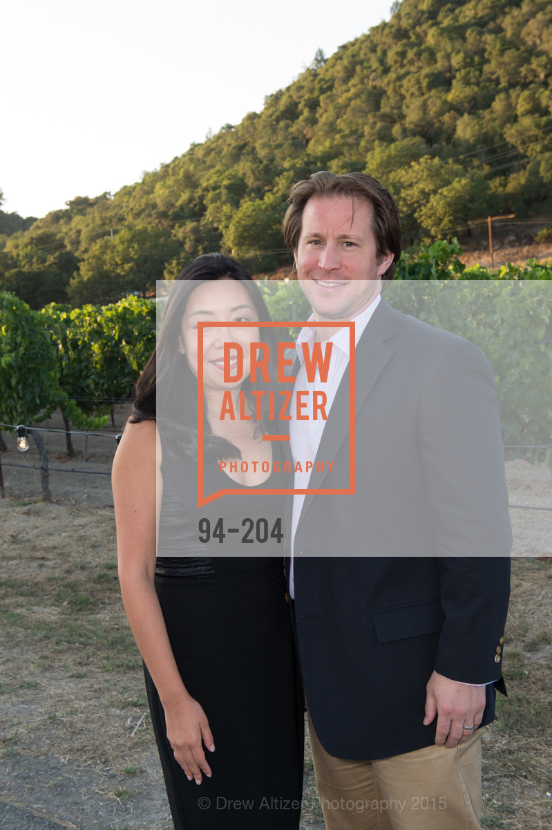 Megan Becker, Scott Becker, Festival del Sole Patron Dinner at Quintessa, Quintessa. 1601 Silverado Trail, July 25th, 2015,Drew Altizer, Drew Altizer Photography, full-service agency, private events, San Francisco photographer, photographer california
