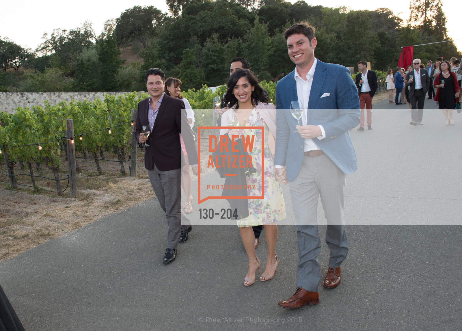 Angela Longyear, Festival del Sole Patron Dinner at Quintessa, Quintessa. 1601 Silverado Trail, July 25th, 2015,Drew Altizer, Drew Altizer Photography, full-service agency, private events, San Francisco photographer, photographer california