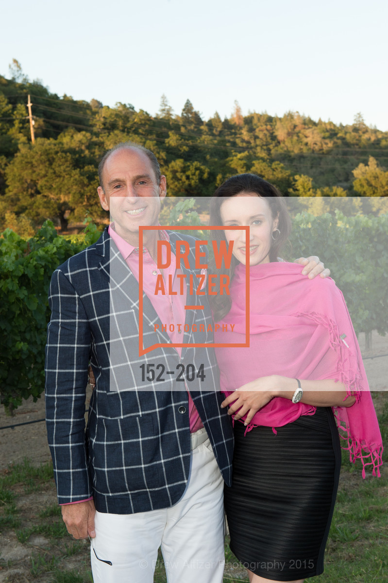 Charles Rashall, Adrianna Baryla, Festival del Sole Patron Dinner at Quintessa, Quintessa. 1601 Silverado Trail, July 25th, 2015,Drew Altizer, Drew Altizer Photography, full-service agency, private events, San Francisco photographer, photographer california
