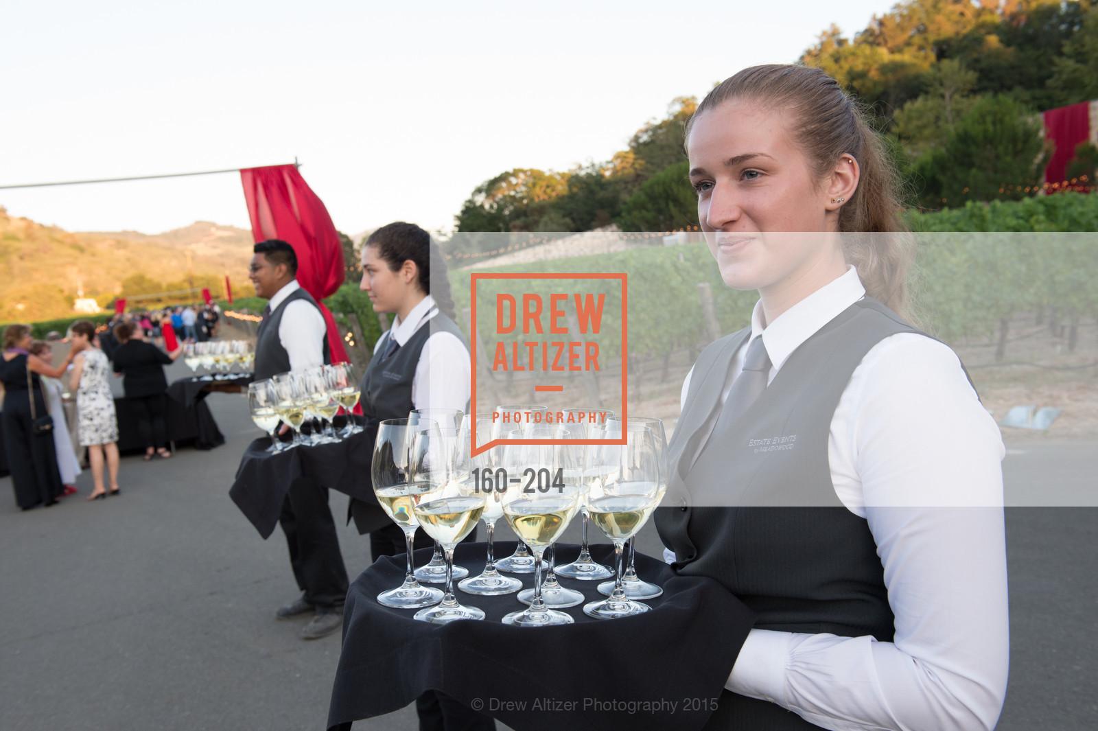 Atmosphere, Festival del Sole Patron Dinner at Quintessa, Quintessa. 1601 Silverado Trail, July 25th, 2015,Drew Altizer, Drew Altizer Photography, full-service agency, private events, San Francisco photographer, photographer california