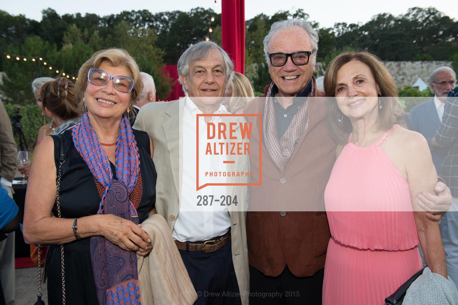 Valeria Huneeus, Simon Guendelman, Agustin Huneeus, Sylvia Guendelman, Photo #287-204