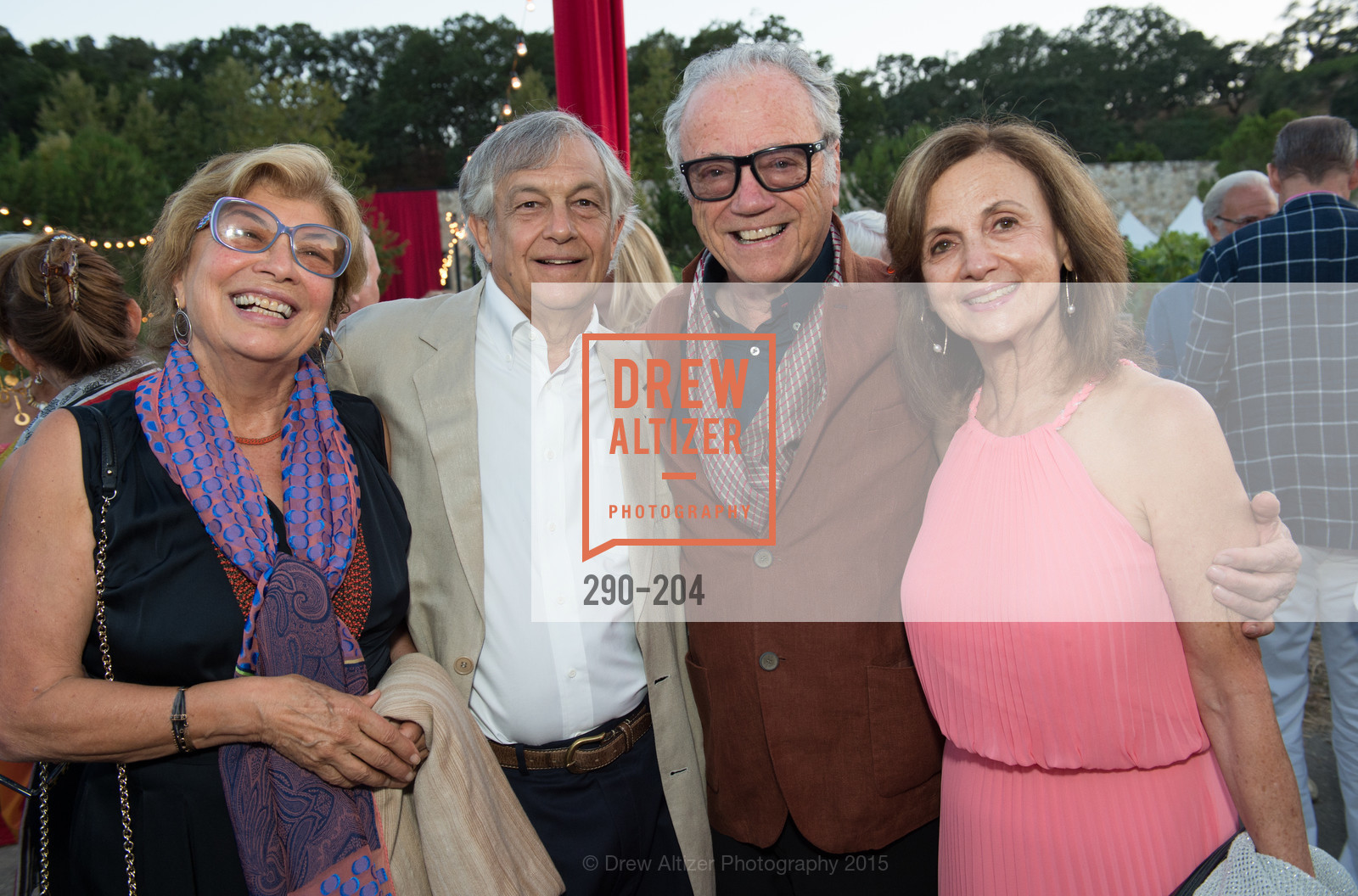 Valeria Huneeus, Simon Guendelman, Agustin Huneeus, Sylvia Guendelman, Festival del Sole Patron Dinner at Quintessa, Quintessa. 1601 Silverado Trail, July 25th, 2015,Drew Altizer, Drew Altizer Photography, full-service agency, private events, San Francisco photographer, photographer california