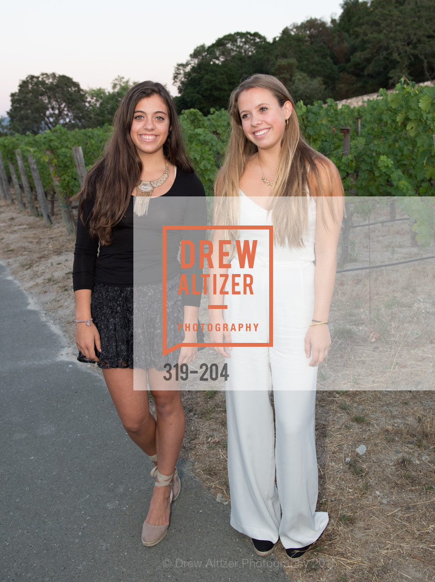 Agustina Huneeus, Antonia Huneeus, Festival del Sole Patron Dinner at Quintessa, Quintessa. 1601 Silverado Trail, July 25th, 2015,Drew Altizer, Drew Altizer Photography, full-service agency, private events, San Francisco photographer, photographer california
