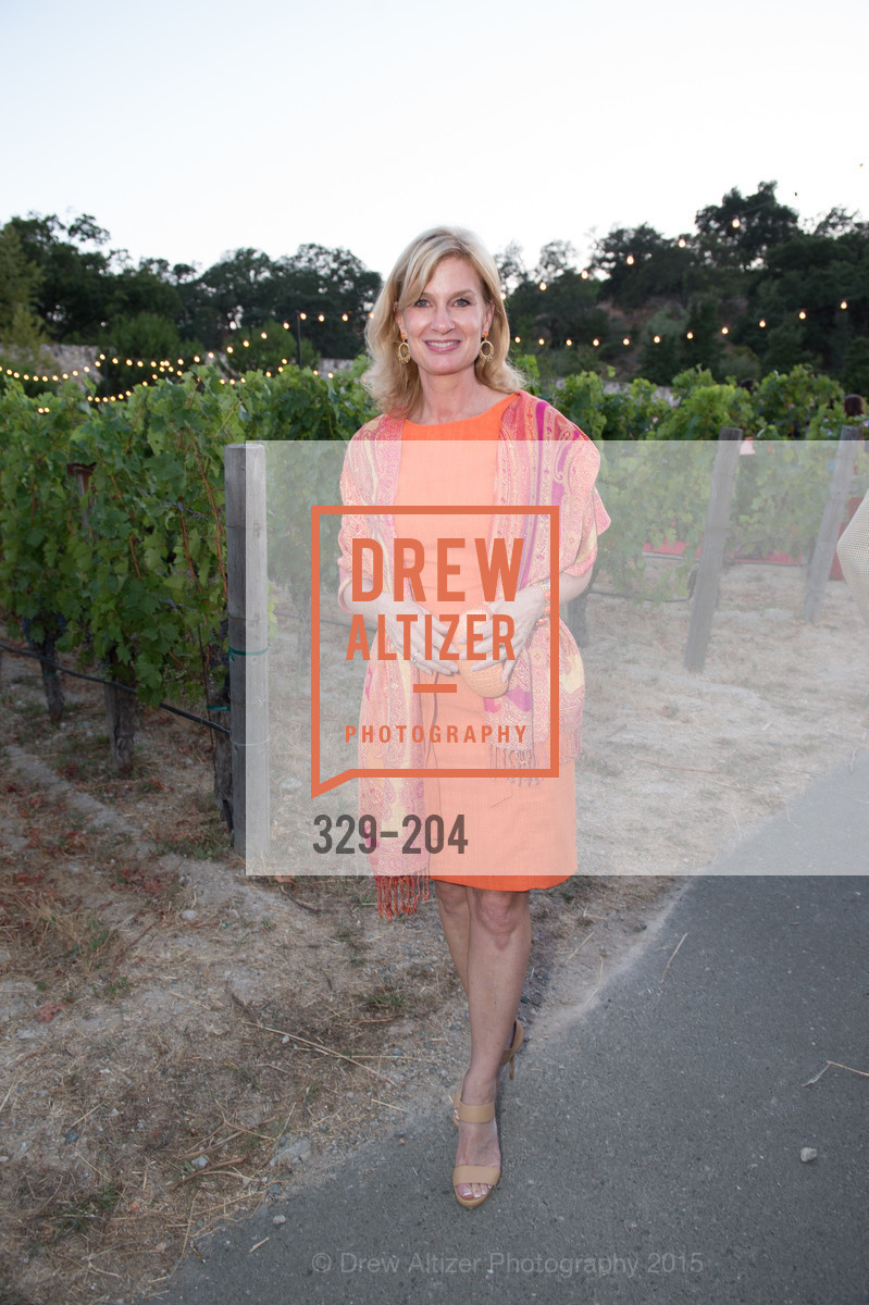 Karen Walker, Festival del Sole Patron Dinner at Quintessa, Quintessa. 1601 Silverado Trail, July 25th, 2015,Drew Altizer, Drew Altizer Photography, full-service agency, private events, San Francisco photographer, photographer california