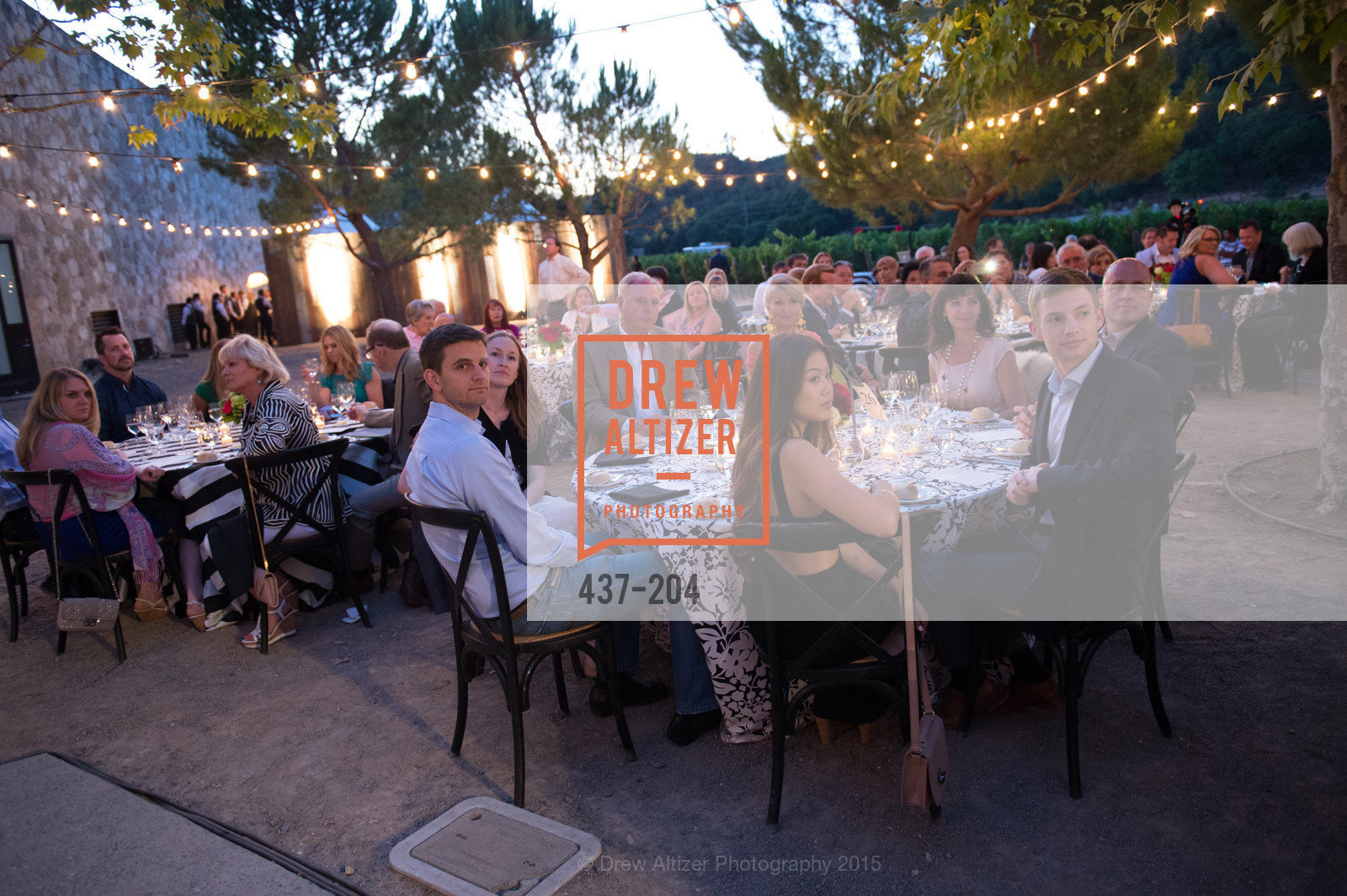Atmosphere, Festival del Sole Patron Dinner at Quintessa, Quintessa. 1601 Silverado Trail, July 25th, 2015,Drew Altizer, Drew Altizer Photography, full-service event agency, private events, San Francisco photographer, photographer California