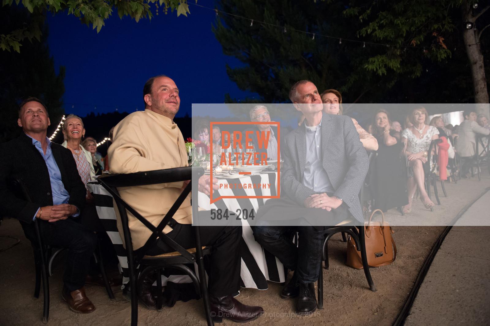 Barrett Wissman, Stephen Jensen, Festival del Sole Patron Dinner at Quintessa, Quintessa. 1601 Silverado Trail, July 25th, 2015,Drew Altizer, Drew Altizer Photography, full-service event agency, private events, San Francisco photographer, photographer California