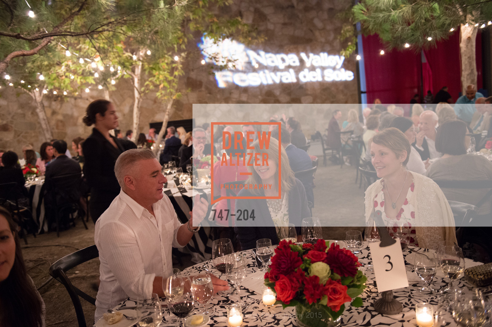 Aura Bland, Anne Marie Adrain, Festival del Sole Patron Dinner at Quintessa, Quintessa. 1601 Silverado Trail, July 25th, 2015,Drew Altizer, Drew Altizer Photography, full-service agency, private events, San Francisco photographer, photographer california