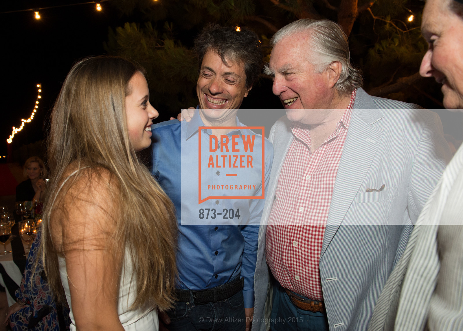 Antonia Huneeus, Agustin Huneeus Jr., Clarke Swanson, Festival del Sole Patron Dinner at Quintessa, Quintessa. 1601 Silverado Trail, July 25th, 2015,Drew Altizer, Drew Altizer Photography, full-service agency, private events, San Francisco photographer, photographer california