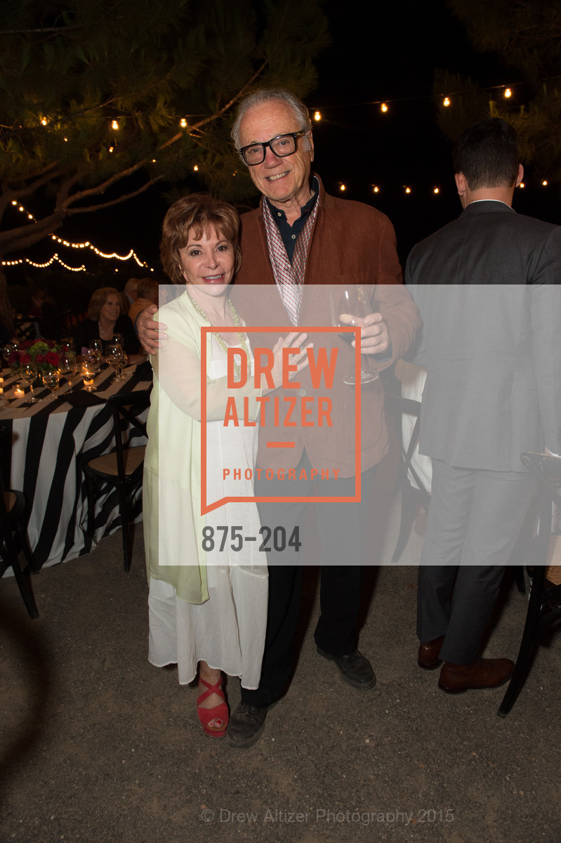 Isabel Allende, Agustin Huneeus, Festival del Sole Patron Dinner at Quintessa, Quintessa. 1601 Silverado Trail, July 25th, 2015,Drew Altizer, Drew Altizer Photography, full-service agency, private events, San Francisco photographer, photographer california