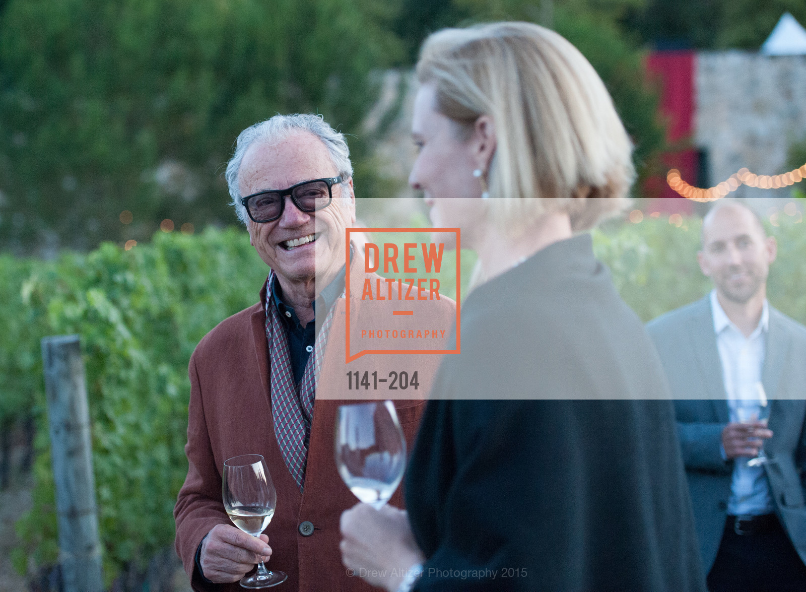 Agustin Huneeus, Festival del Sole Patron Dinner at Quintessa, Quintessa. 1601 Silverado Trail, July 25th, 2015,Drew Altizer, Drew Altizer Photography, full-service agency, private events, San Francisco photographer, photographer california