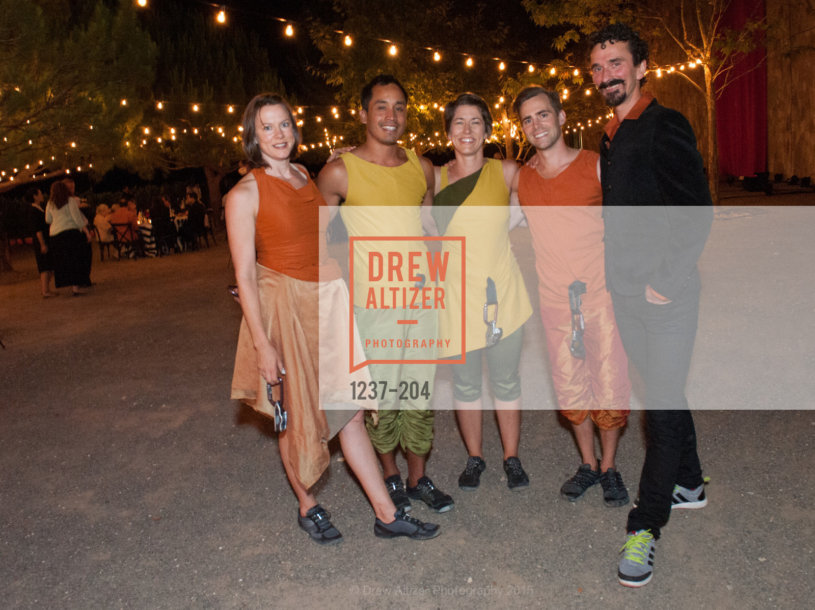 Jessica Swanson, Melecio Estrella, Megan Mullen, Andrew Ward, Roel Seeber, Festival del Sole Patron Dinner at Quintessa, Quintessa. 1601 Silverado Trail, July 25th, 2015,Drew Altizer, Drew Altizer Photography, full-service event agency, private events, San Francisco photographer, photographer California