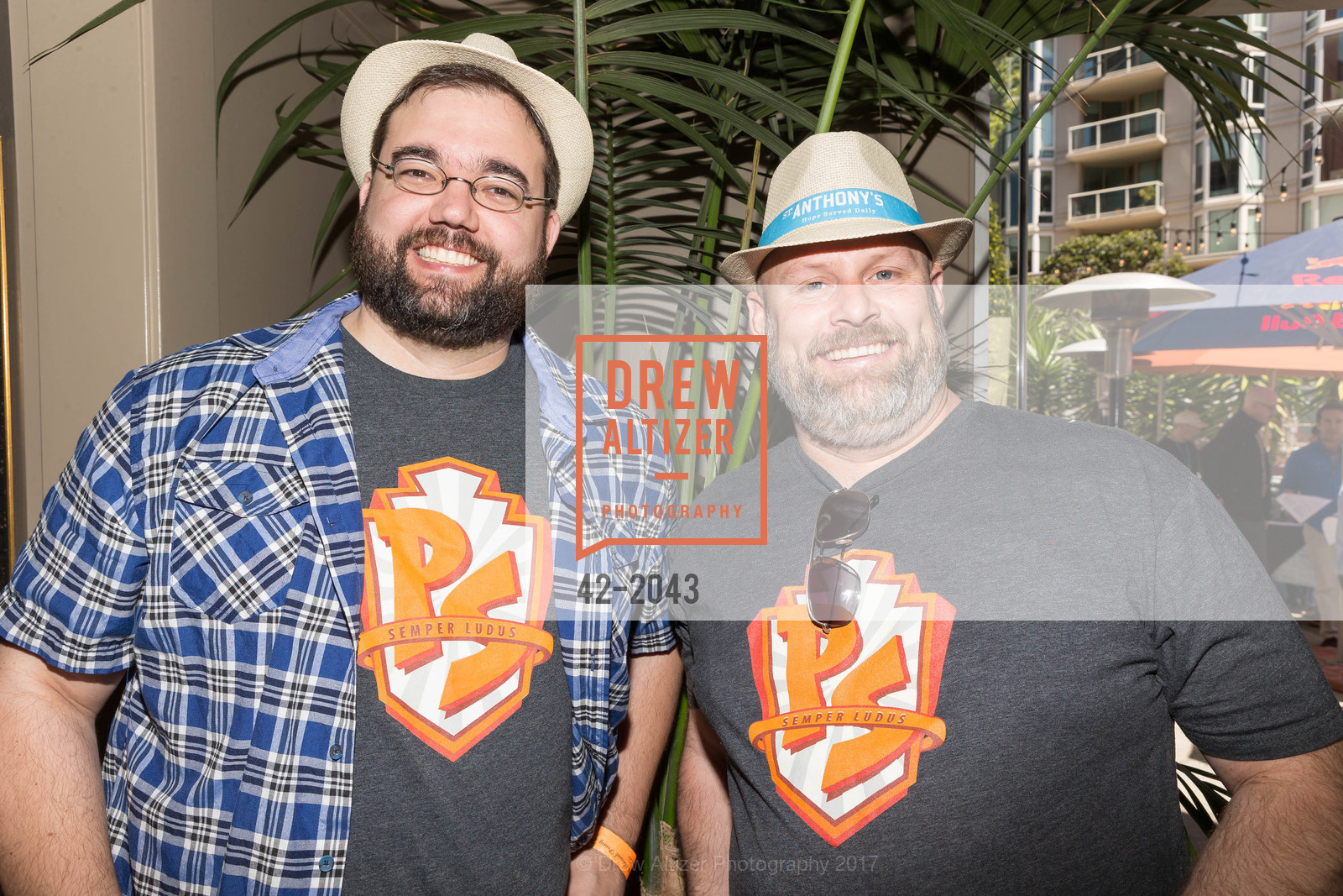 Andy Pickett, Kevin Kuenstler, St. Anthony's 40th Annual Penny Pitch 2017, Momo's. 760 2nd St.  San Francisco , California 94107, April 21st, 2017