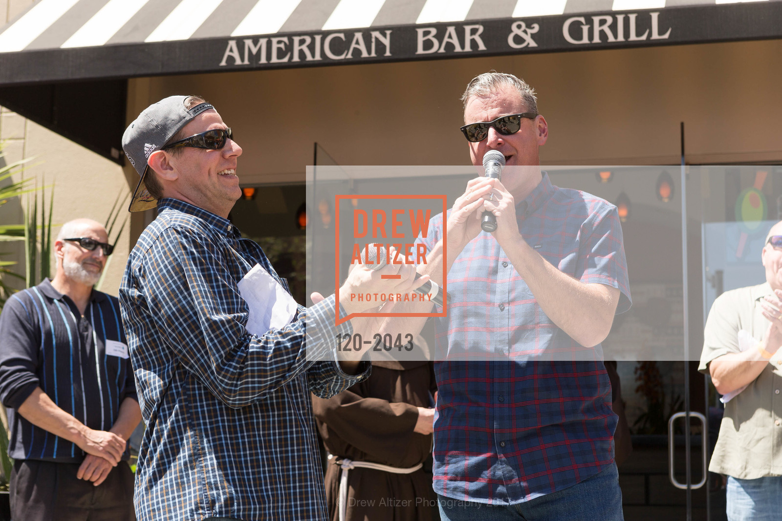 Brian Murphy, Paul McCaffrey, St. Anthony's 40th Annual Penny Pitch 2017, Momo's. 760 2nd St.  San Francisco , California 94107, April 21st, 2017
