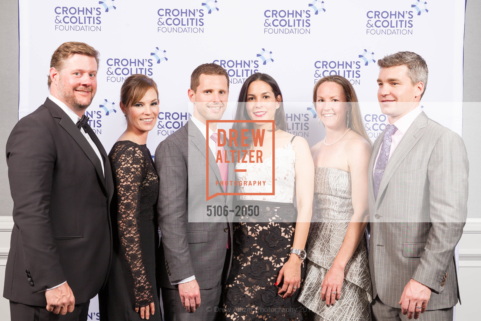 Matthew Potts, Heather Potts, Rob Mason, Adrianna Mason, Caitlin Durling, Jacob Durling, 20th Annual California Wine Classic, Ritz Carlton Hotel. 600 Stockton St, April 21st, 2017