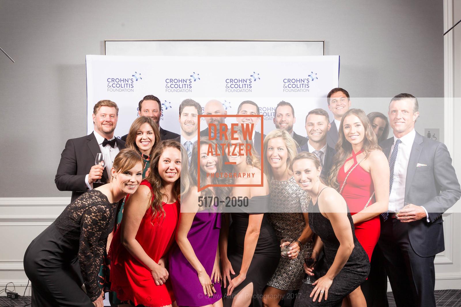 Group Photo, 20th Annual California Wine Classic, Ritz Carlton Hotel. 600 Stockton St, April 21st, 2017