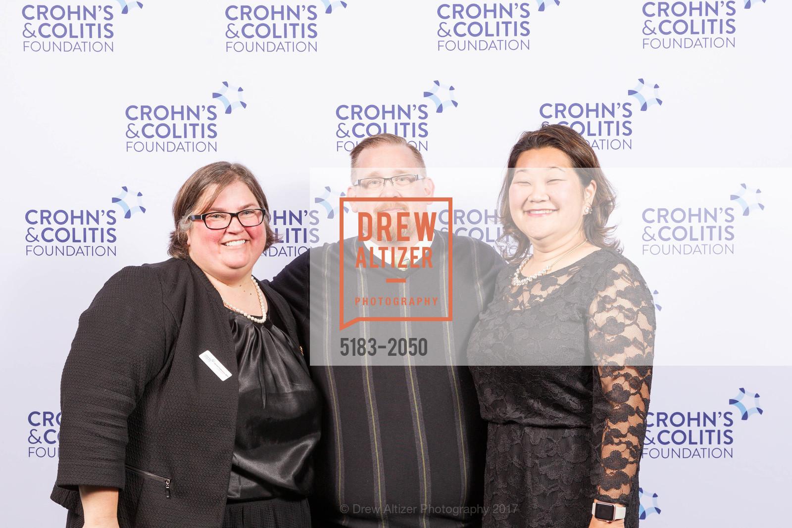 Harriet Patterson, Jeremy Morioka, Kristi Morioka, 20th Annual California Wine Classic, Ritz Carlton Hotel. 600 Stockton St, April 21st, 2017