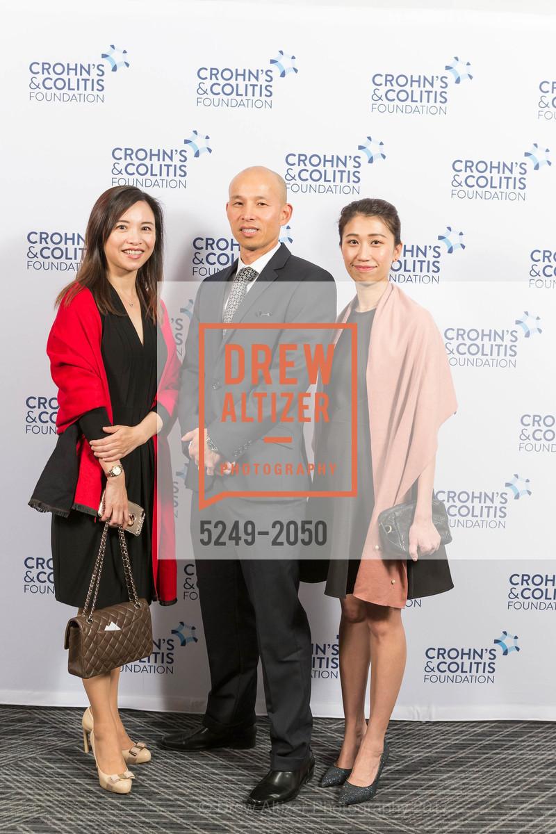 Bonnie Cheng, Sanh Vuong, Ivy Wang, 20th Annual California Wine Classic, Ritz Carlton Hotel. 600 Stockton St, April 21st, 2017