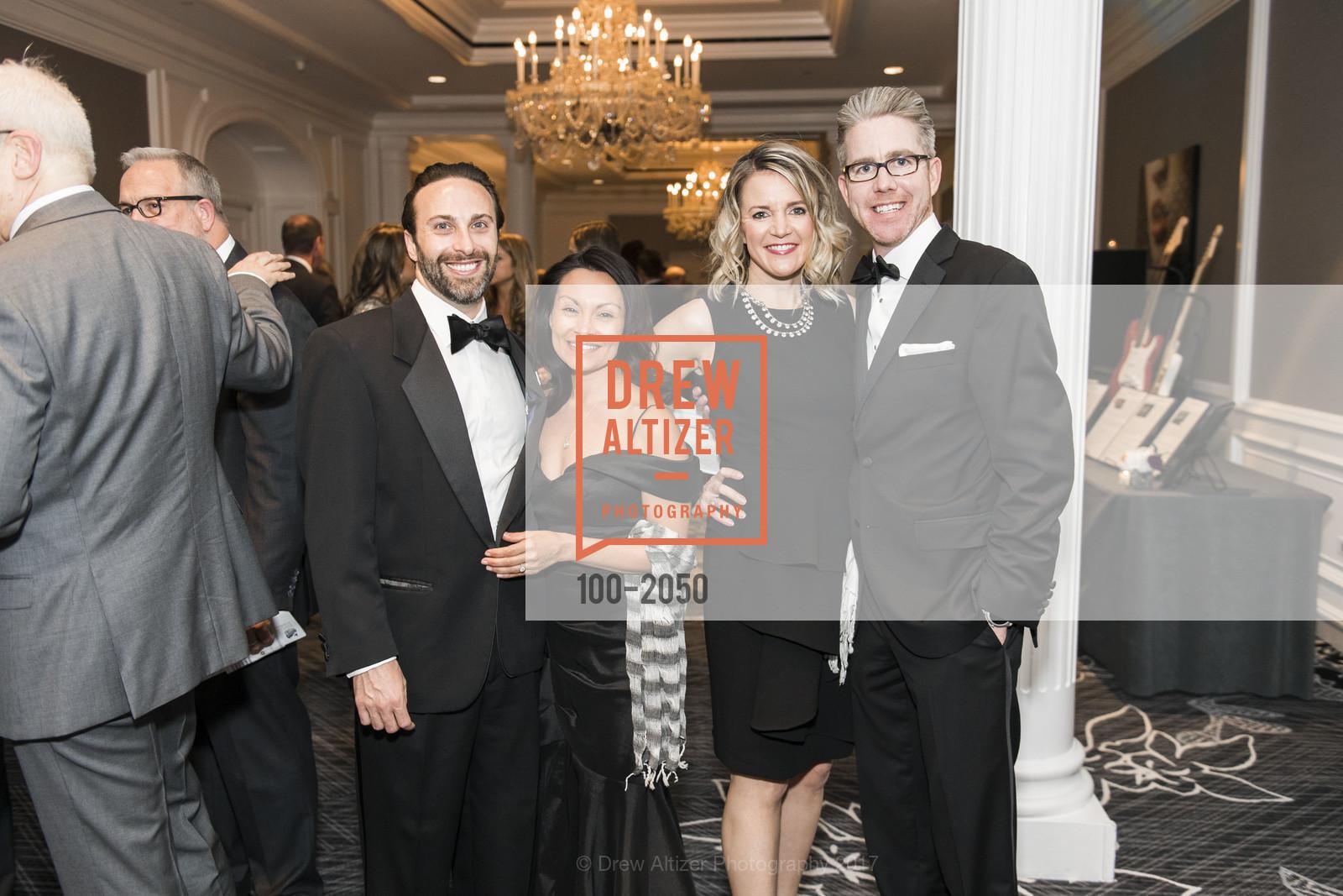 Nick Friedman, Stacy Lynn, Sharon Martin, Derek Aitken, Photo #100-2050
