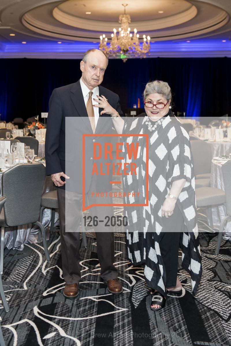 Michael Smith, Piper Evans, 20th Annual California Wine Classic, Ritz Carlton Hotel. 600 Stockton St, April 21st, 2017