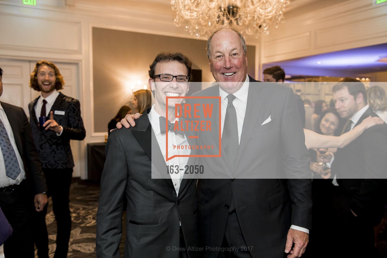 Eric Stone, Bob Zollars, 20th Annual California Wine Classic, Ritz Carlton Hotel. 600 Stockton St, April 21st, 2017