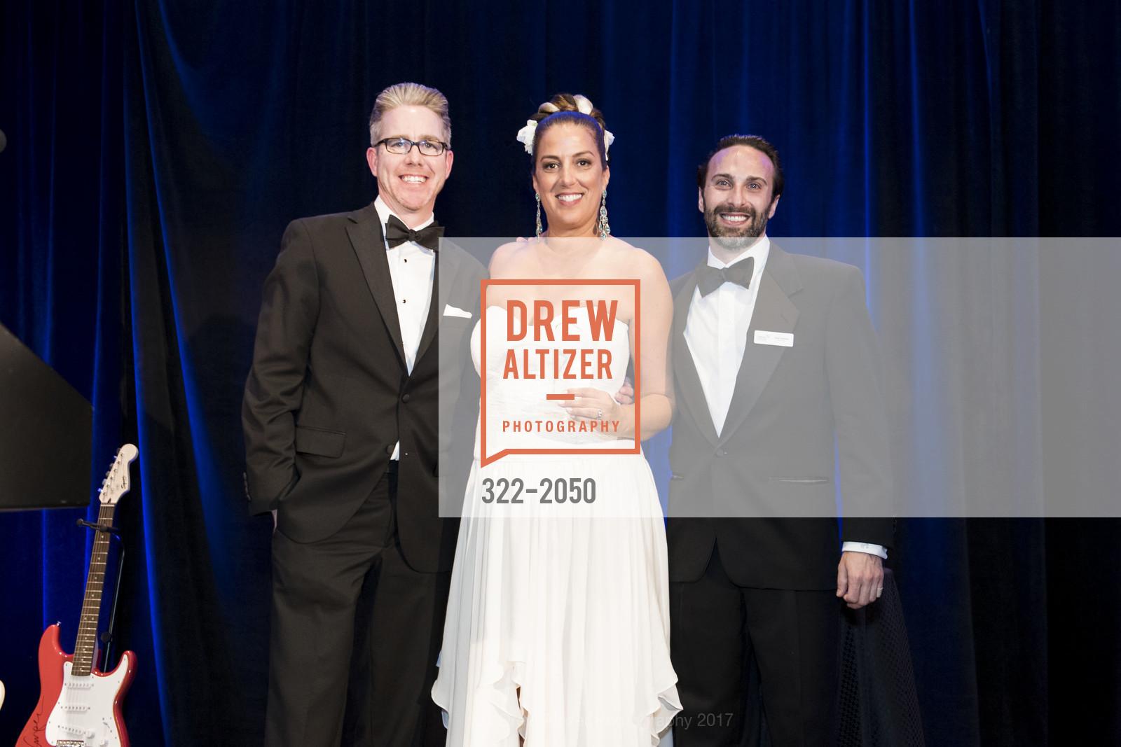 Derek Aitken, Jan Reicher, Nick Friedman, 20th Annual California Wine Classic, Ritz Carlton Hotel. 600 Stockton St, April 21st, 2017