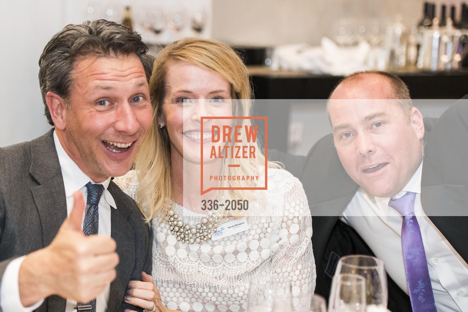 Rich Malaspina, Wendy Walker, 20th Annual California Wine Classic, Ritz Carlton Hotel. 600 Stockton St, April 21st, 2017