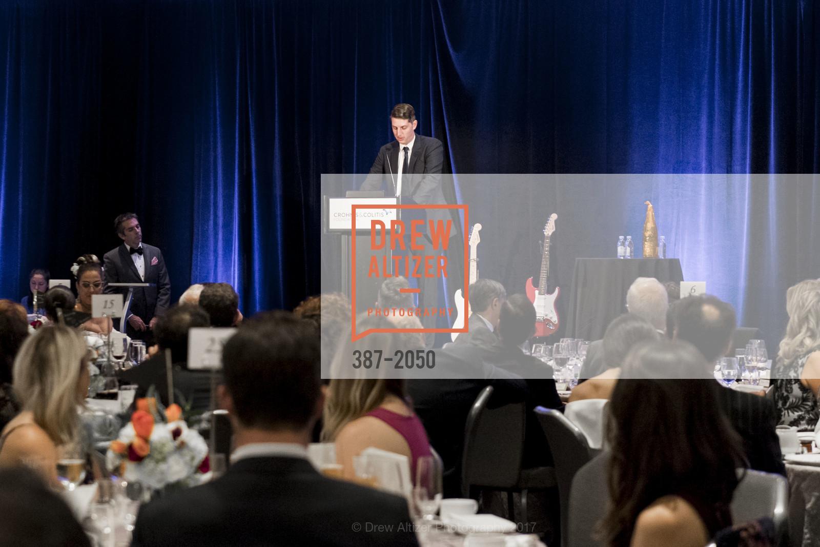 Patrick Meeker, 20th Annual California Wine Classic, Ritz Carlton Hotel. 600 Stockton St, April 21st, 2017
