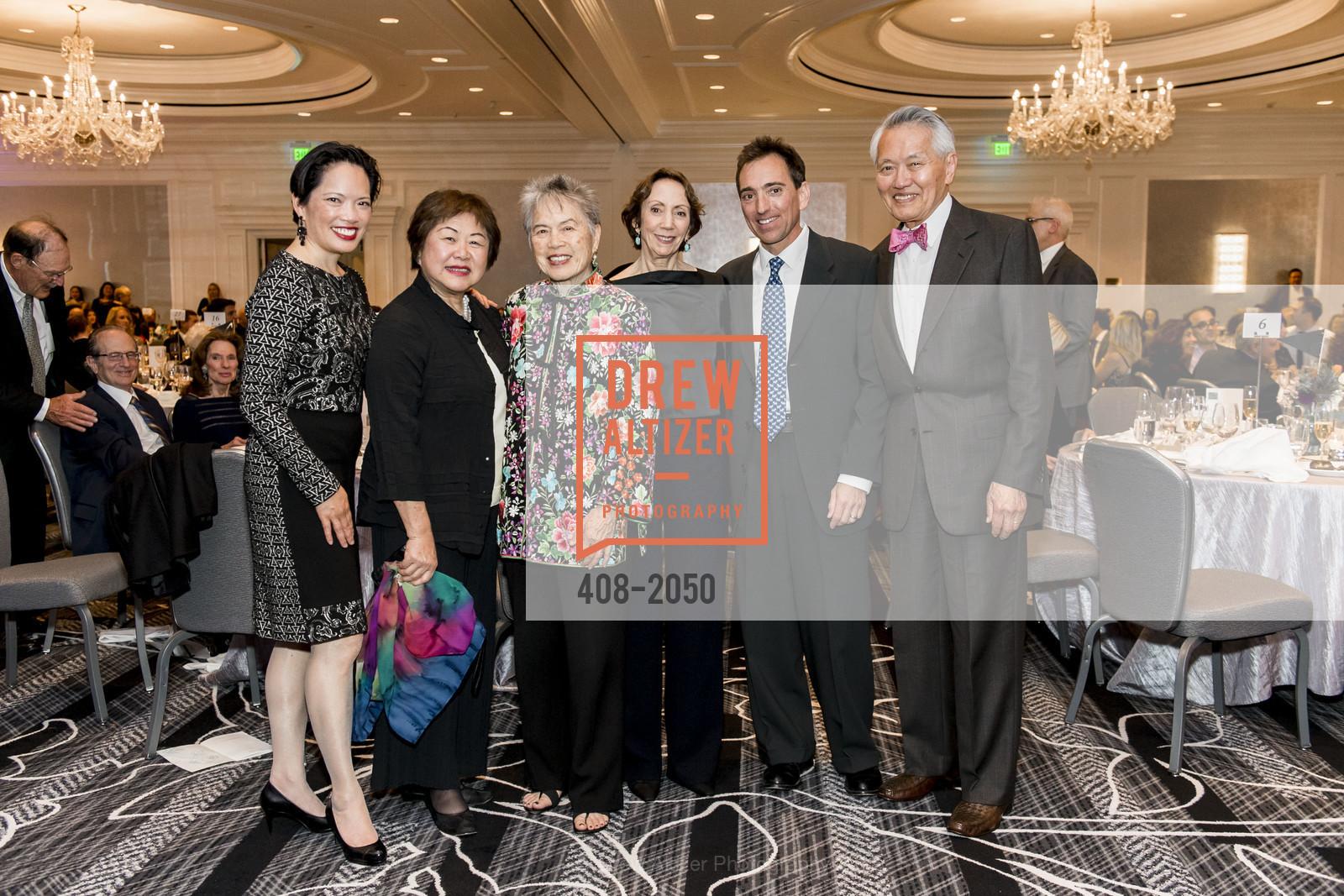 Anne Fung, Jeff Sternberg, 20th Annual California Wine Classic, Ritz Carlton Hotel. 600 Stockton St, April 21st, 2017