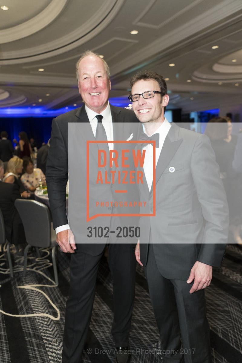 Bob Zollars, Eric Stone, 20th Annual California Wine Classic, Ritz Carlton Hotel. 600 Stockton St, April 21st, 2017