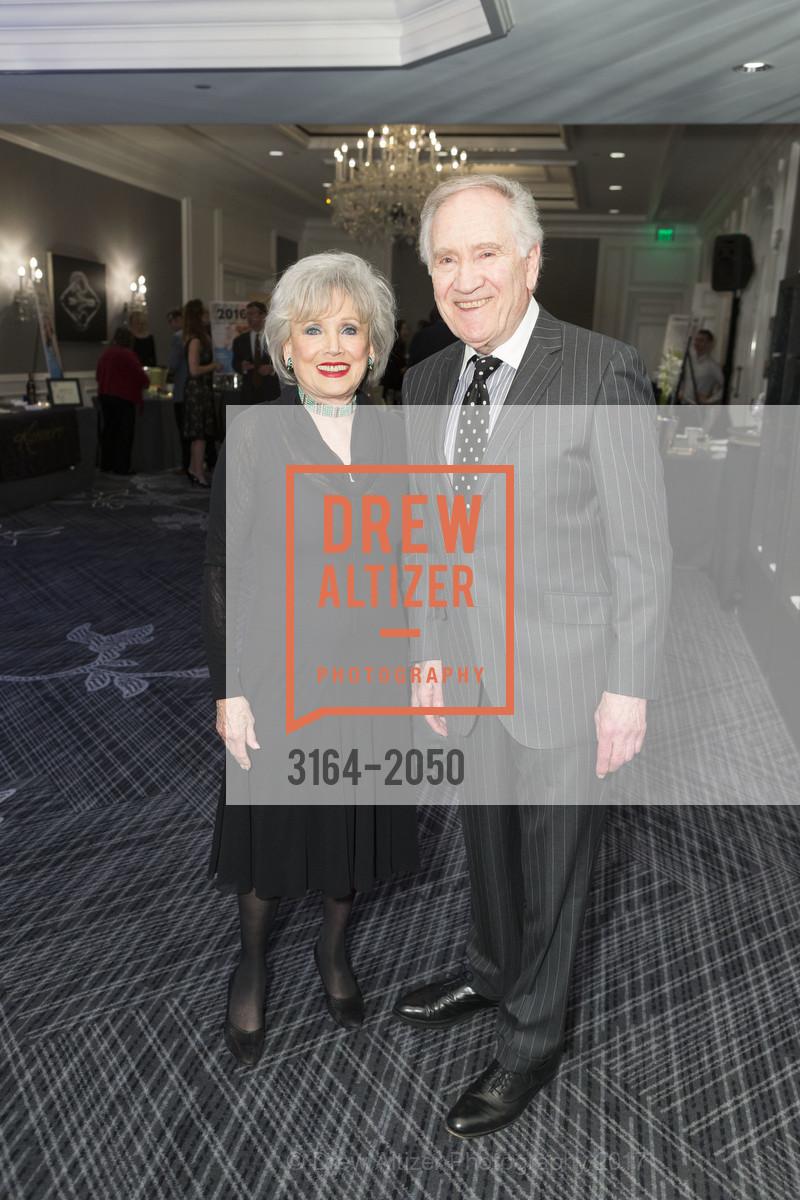 Barbara Kaufman, Ron Kaufman, 20th Annual California Wine Classic, Ritz Carlton Hotel. 600 Stockton St, April 21st, 2017