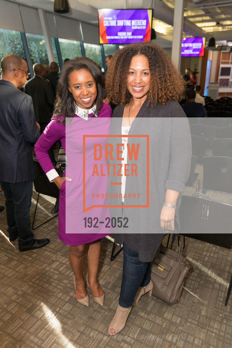 Maci Peterson, Twanna Harris, 3rd Annual Culture Shifting Weekend- Fireside Chat, SAP, 1st Floor Cafe. 3410 Hillview Avenue, April 21st, 2017