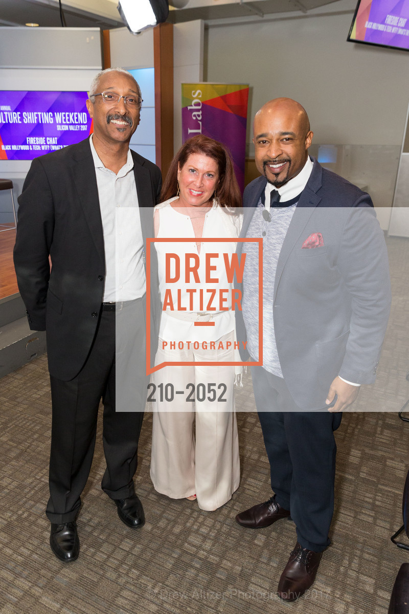 Danny Allen, Andrea Hoffman, Mike Muse, 3rd Annual Culture Shifting Weekend- Fireside Chat, SAP, 1st Floor Cafe. 3410 Hillview Avenue, April 21st, 2017