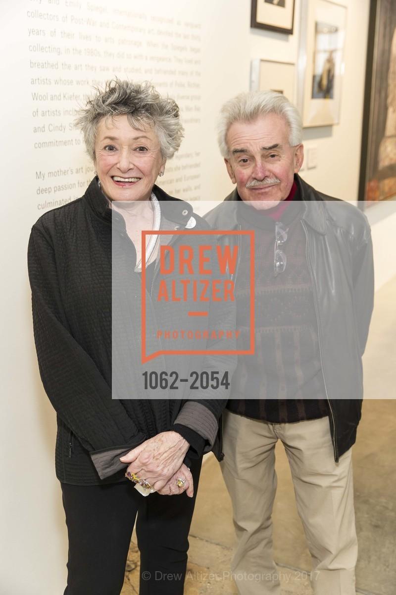 Claire Carlevaro, Dan Carlevaro, Christie's Spring Tour 2017, Wendi Norris Gallery. Van 161 Jesse Street, April 20th, 2017