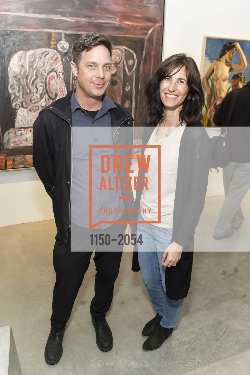 Ben Cressi, Jessica Phillips, Christie's Spring Tour 2017, Wendi Norris Gallery. Van 161 Jesse Street, April 20th, 2017
