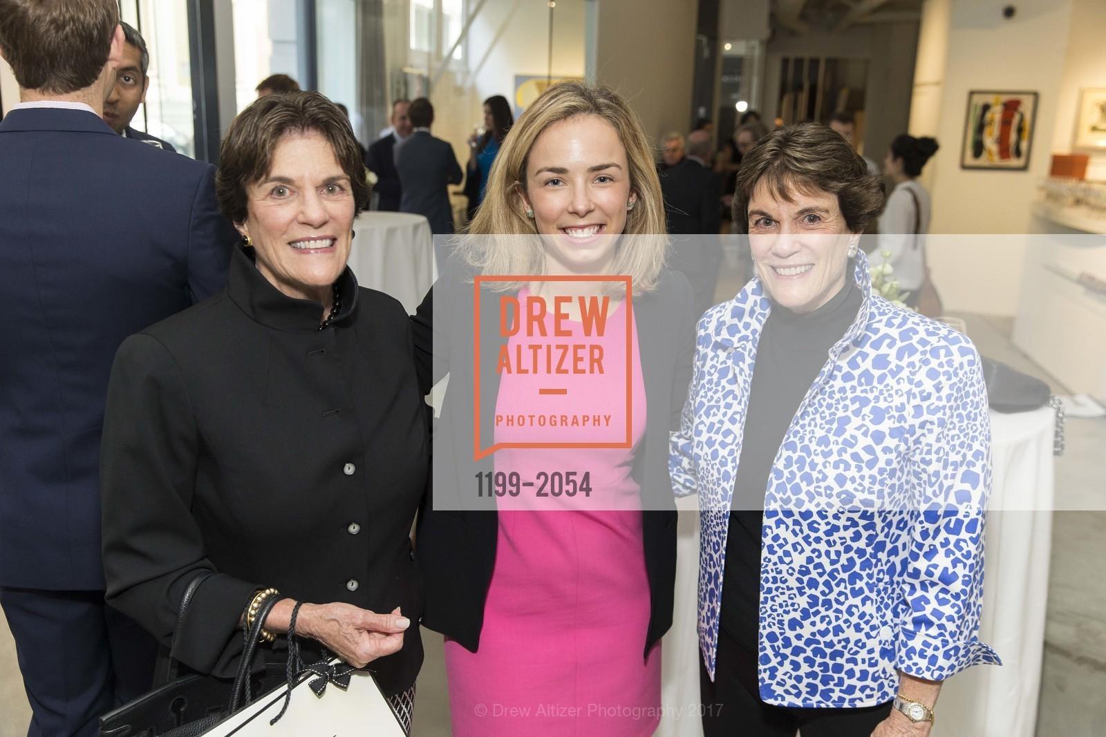 Francie Ostheimer, Christine Aschwald, Glennie Eisele, Photo #1199-2054