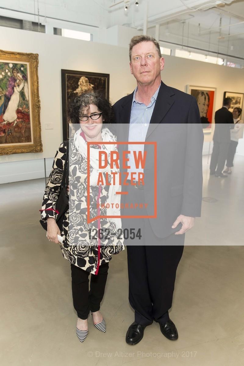 Nancy Martin, David Pyle, Christie's Spring Tour 2017, Wendi Norris Gallery. Van 161 Jesse Street, April 20th, 2017