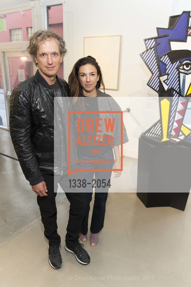 Yves Behar, Sabrina Buell, Photo #1338-2054