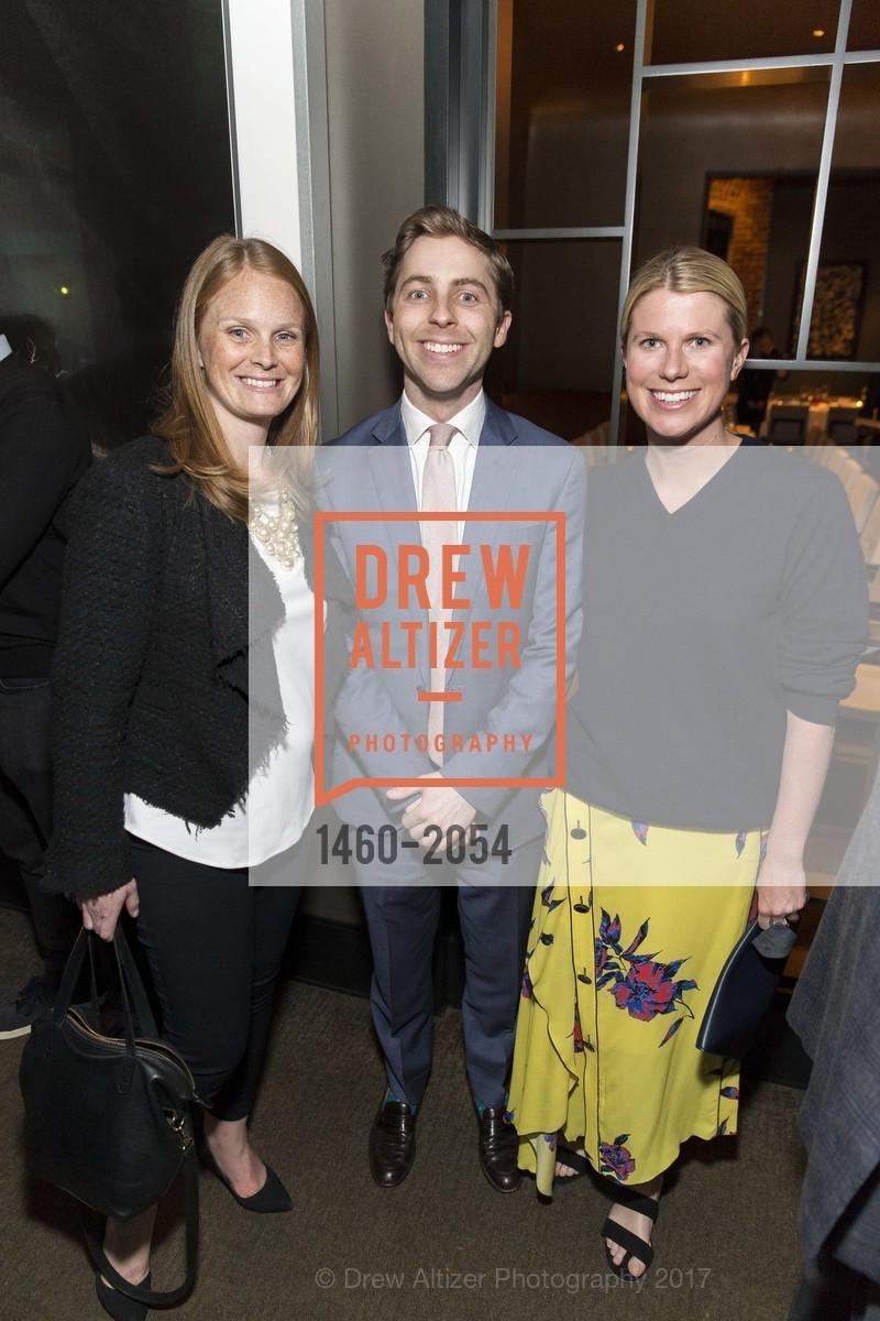 Charlie Adamski, Alex Berggruen, Sarah Wendell, Christie's Spring Tour 2017, Wendi Norris Gallery. Van 161 Jesse Street, April 20th, 2017