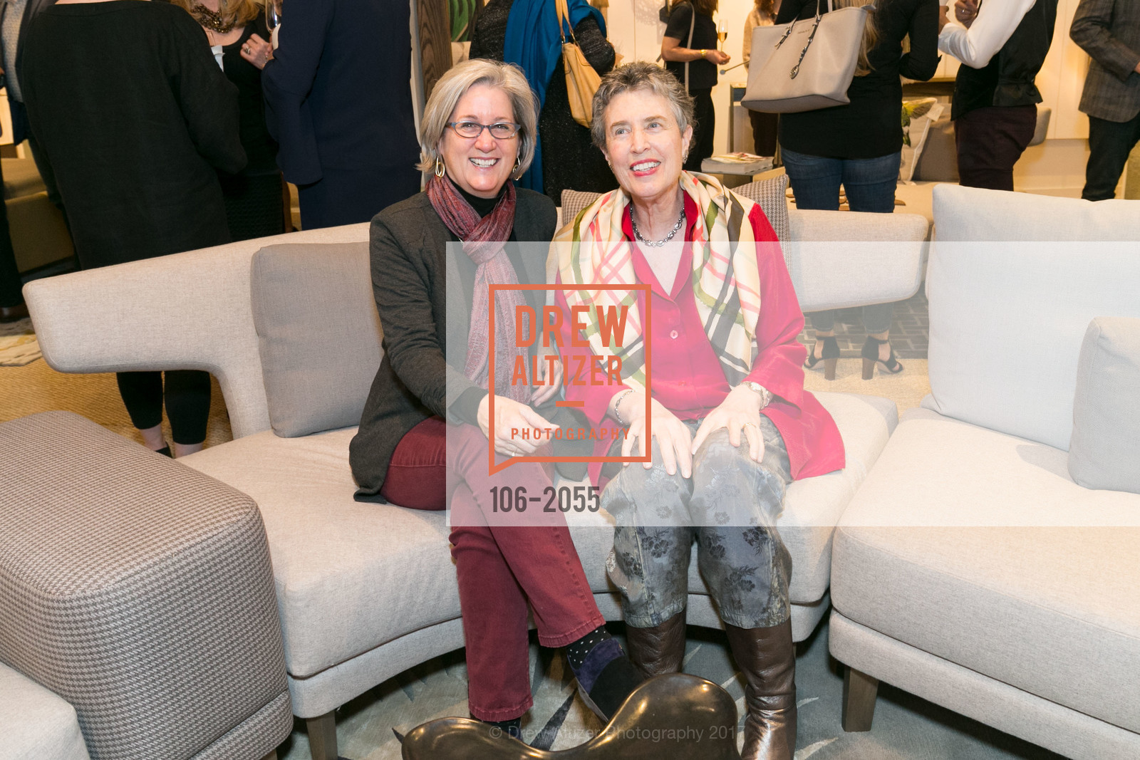 Alice Russel-Shapiro, Gwyneth McKay Baron, SFC&G Event at Hewn, Hewn, April 20th, 2017