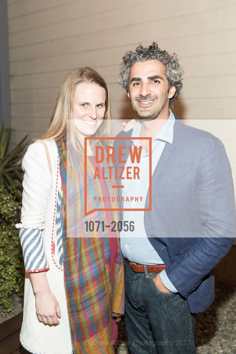 Anna Gavazzi, Amir Mortazavi, Urs Fischer Opening at the Legion of Honor and Fiorella, Legion of Honor, April 20th, 2017