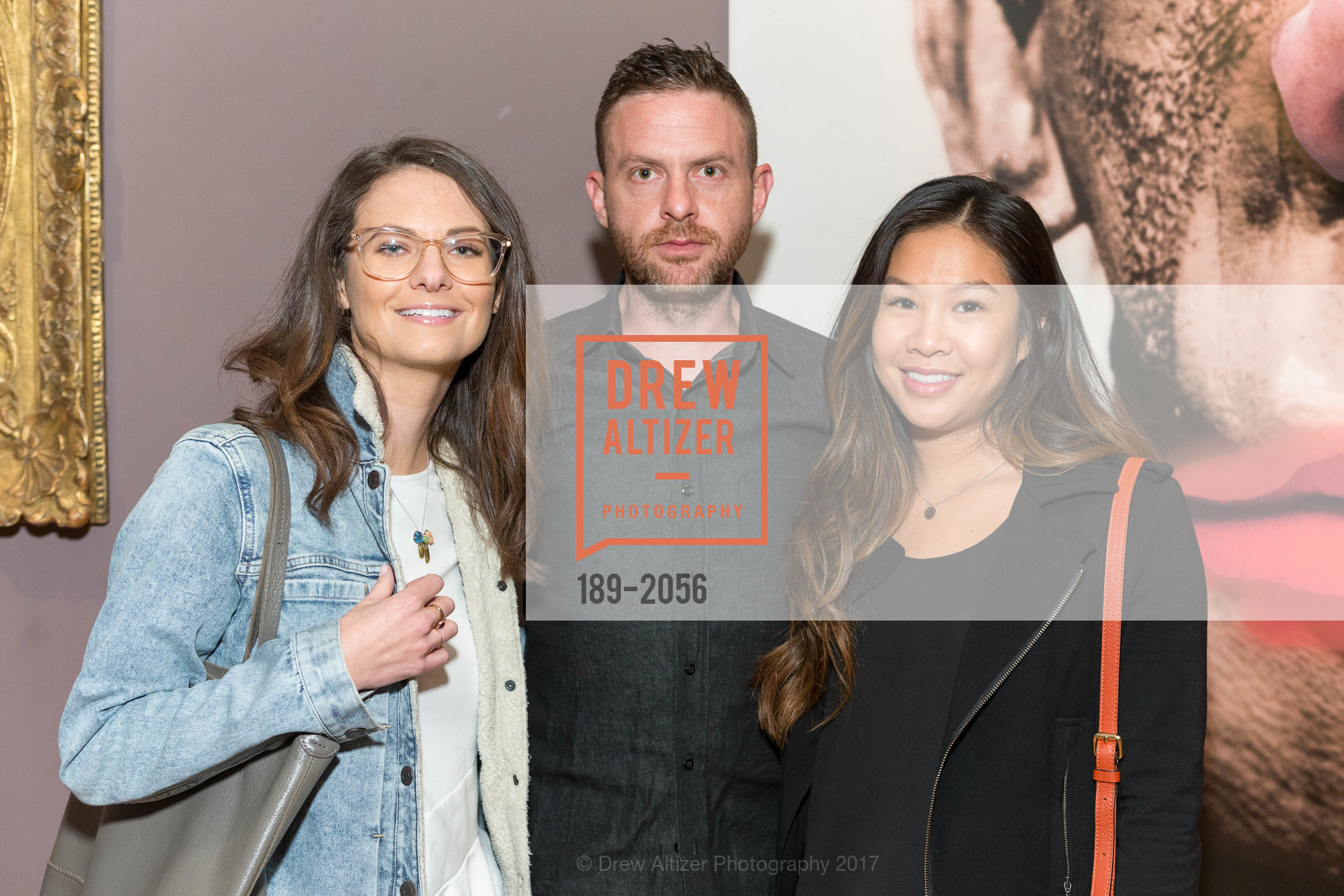 Katie Morrissey, Adam Feibelman, Jennifer Ta, Urs Fischer Opening at the Legion of Honor and Fiorella, Legion of Honor, April 20th, 2017