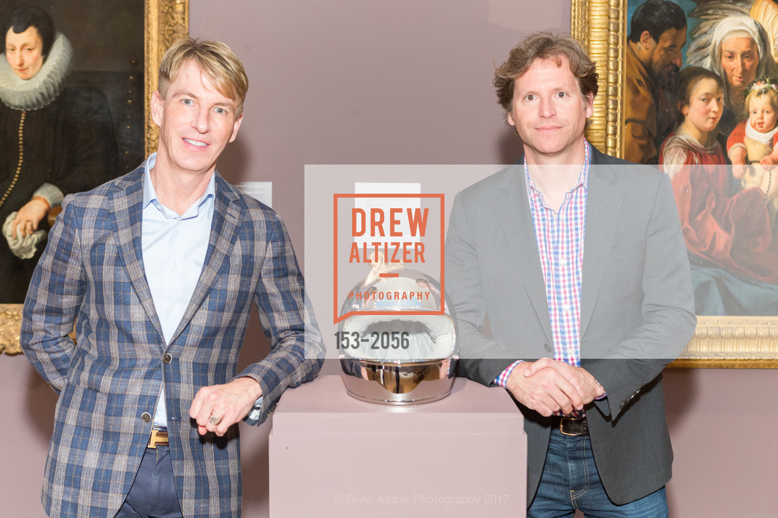 Jack Calhoun, Trevor Traina, Urs Fischer Opening at the Legion of Honor and Fiorella, Legion of Honor, April 20th, 2017