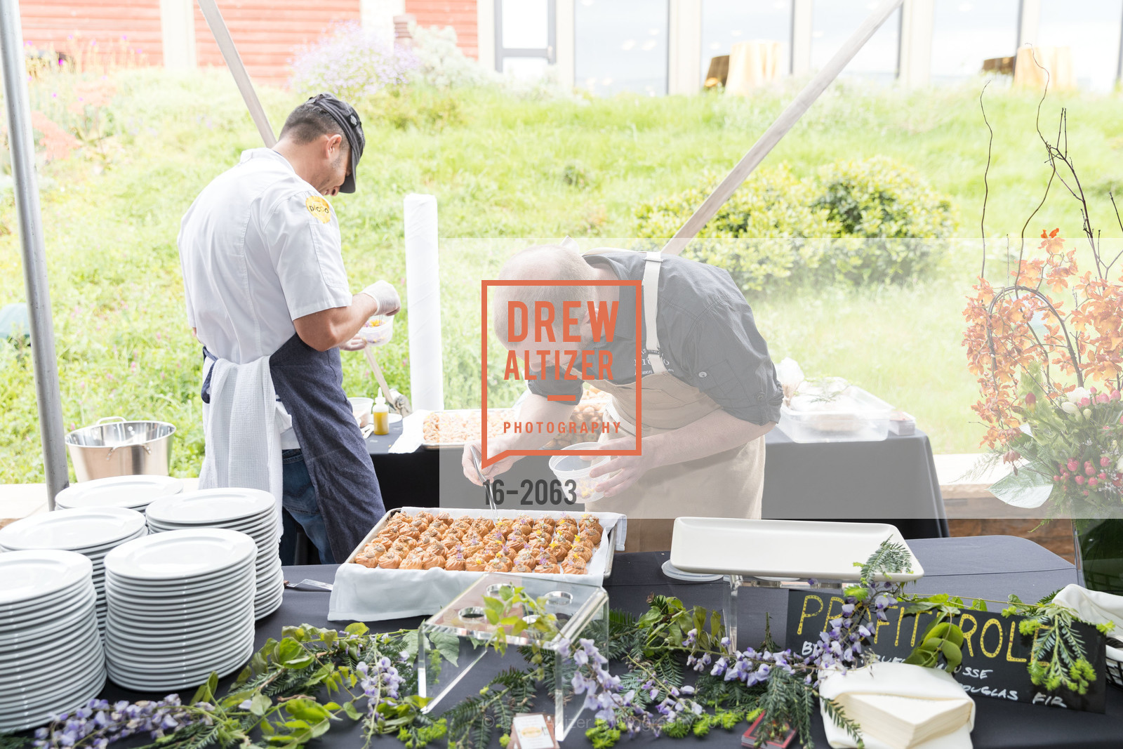 Atmosphere, Great Chefs and Wineries, Peacock Gap, April 22nd, 2017
