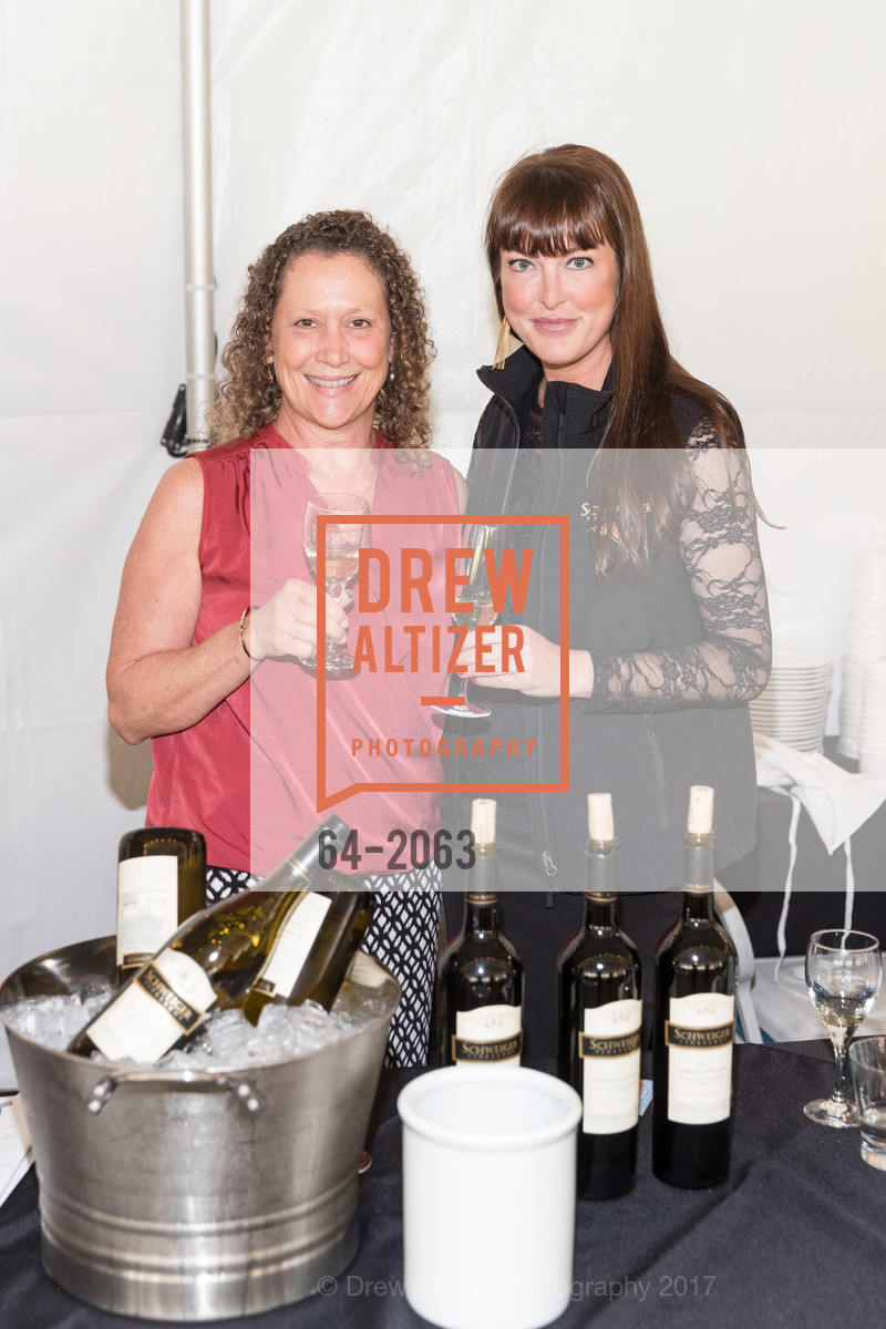 Wendy Vogt, Addie Braun, Great Chefs and Wineries, Peacock Gap, April 22nd, 2017