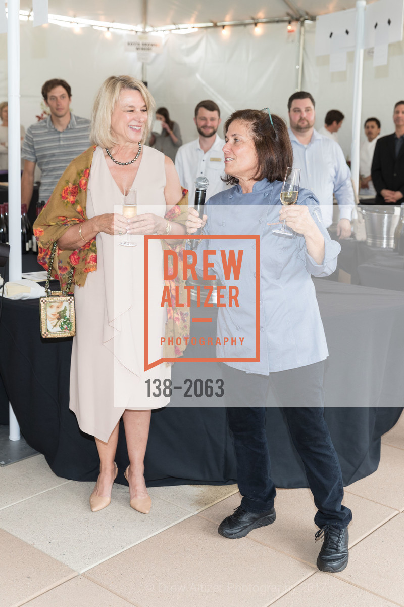 Nancy Dow Moody, Heidi Insalata Krahling, Great Chefs and Wineries, Peacock Gap, April 22nd, 2017